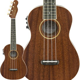 Fender Acoustics Grace Vanderwaal Signature Uke (Natural/Walnut)