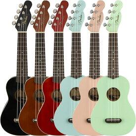 Fender Acoustics VENICE SOPRANO UKULELE 【特価】