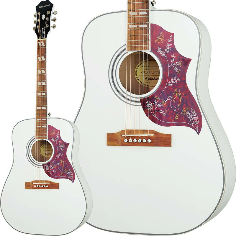 Epiphone by Gibson Limited Edition Hummingbird PRO (AW) 【数量限定エピフォン・アクセサリーパック・プレゼント】