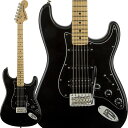 Fender American Special Stratocaster HSS (Black/Maple) [Made In USA] 【生産完了超特価】