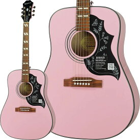 Epiphone by Gibson Limited Edition Hummingbird PRO (PK) 【数量限定エピフォン・アクセサリーパック・プレゼント】