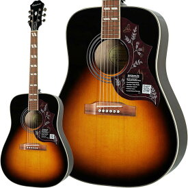 Epiphone by Gibson Limited Edition Hummingbird PRO (VS) 【数量限定エピフォン・アクセサリーパック・プレゼント】