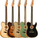 Fender American Acoustasonic Telecaster 【ikbp5】