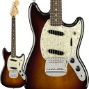 Fender American Performer Mustang (3-Color Sunburst) [Made In USA] 【ikbp5】