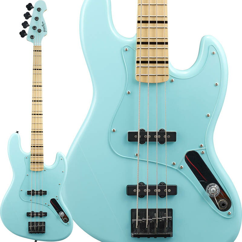 GrassRoots G-EAST BLUE [04 Limited Sazabys GEN Signature Model] 【5月入荷予定】