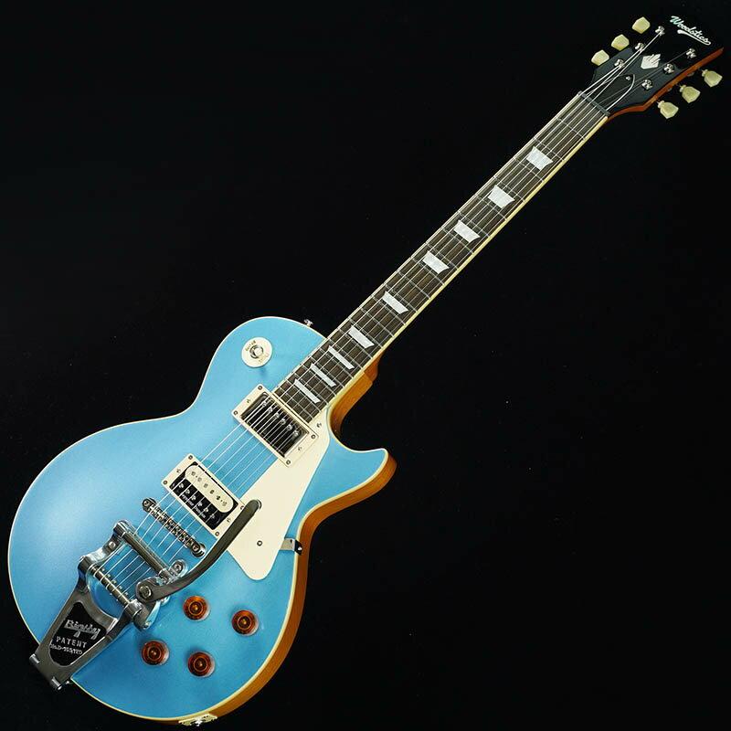 "Woodstics Guitars WS-LP-STD/B (Pelham blue) [Produced by Ken Yokoyama] 【横山健プロデュースブランド""Woodstics""の第二弾モデル!】 【今なら即納可能です!】"