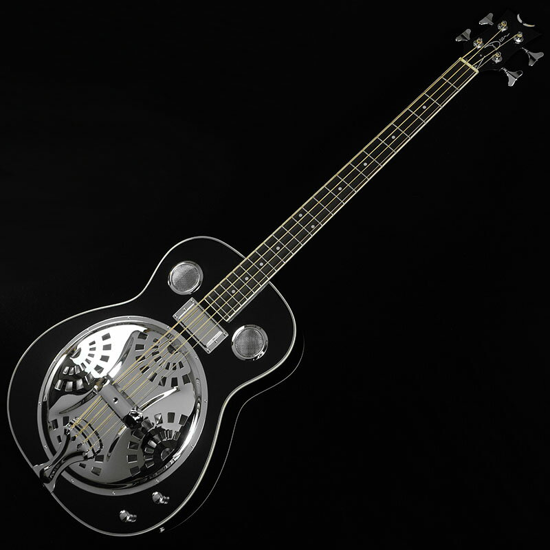 DEAN Resonator Acoustic / Electric Bass - CBK
