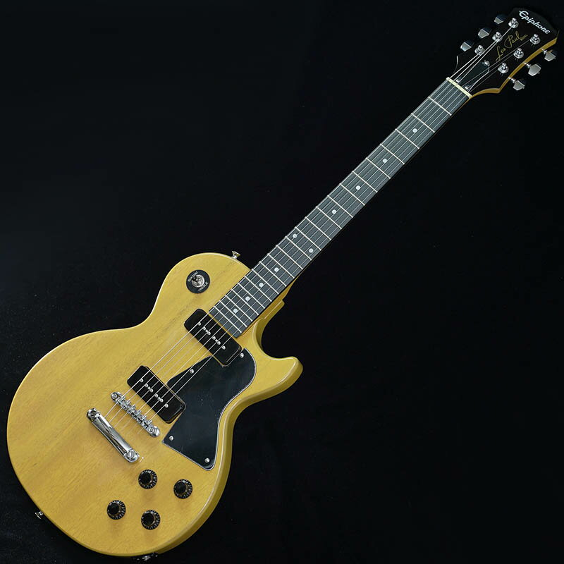 Epiphone By Gibson Limited Edition Les Paul Special Single Cutaway [Bolt-on] (TV Yellow)