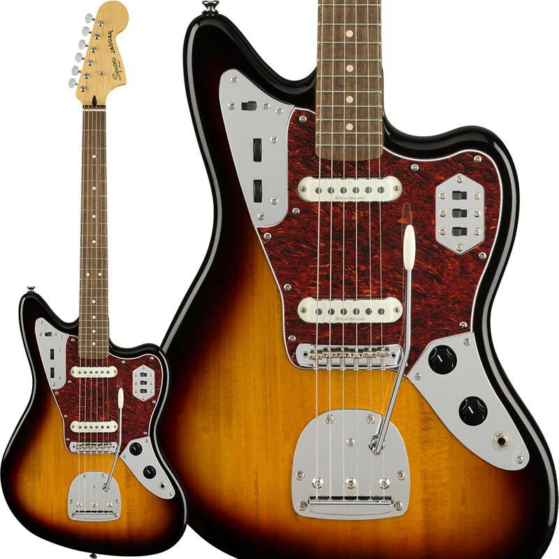 Squier by Fender Vintage Modified Jaguar (3-Color Sunburst) 【期間限定プライス】