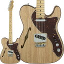 Fender American Elite Telecaster Thinline (Natural/Maple) [Made In USA] 【特価】