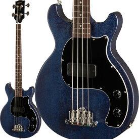 "Gibson Les Paul Junior Tribute DC Bass (Blue Stain) 【今ならギブソン純正アクセサリーパックに加えて""ピックケース""をプレゼント!】 【ikbp5】"