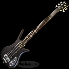 Warwick Rock Bass Corvette Basic 5st Active (Oil finish NIRVANA BLACK) 【国内イケベ独占販売限定モデル】