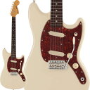 Fender CHAR MUSTANG (Olympic White/Rosewood) [Made in Japan] 【12月下旬入荷予定】 【ikbp5】