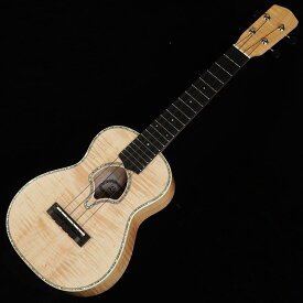 """Leilani Concert Curly Maple """"Shell Soundhole"""""""