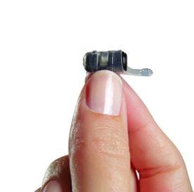 AMP( アンプ )デジタル補聴器( 片耳 )【目立たない 小型 耳穴型 補聴器 軽度〜中等度難聴 】