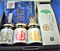 岩国蓮根麺セット01(めんつゆ)