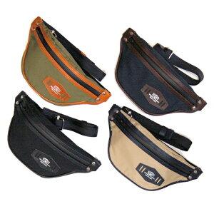 Cramp VENTILE Pocket Bag【Cr-5016】】クランプ 池之端銀革店 ポケットバッグ ボディバッグ ウエストポーチ 撥水 ミルスペック 軽量 お出かけ