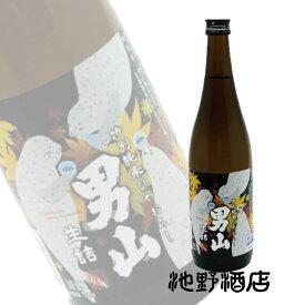男山 特別純米酒 ひやおろし 1800ml 生詰 北海道旭川