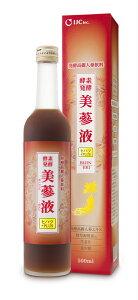 発酵高麗人蔘飲料「美蔘液」ヒハツPLUS