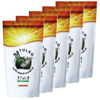 """請充分當作用天然的椰子油100%912g*5部安排◆◆增加分量的合算的安排◆◆豪華來使用。 約60%含有變成注目的能源""""酮體""""在rokabo的中鎖鏈脂肪酸"""