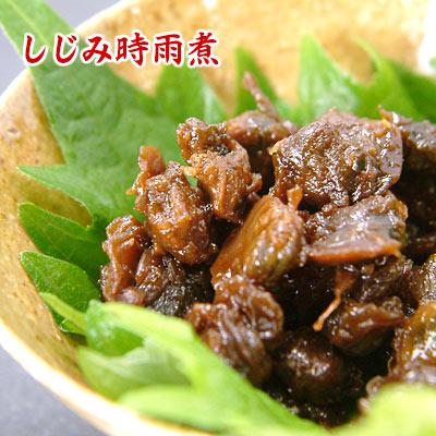 小豆島のしじみ時雨煮 70g 甘辛佃煮 ネコポス可能 食品 惣菜 和風惣菜 佃煮