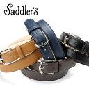 サドラーズ Saddler's / スコッチグレインレザーベルト『EG03』(4 colors)ベルト レザー 革 イタリア製 ドレス ビ…