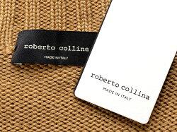 ロベルトコリーナrobertocollina/当店別注メリノウールミドルゲージタートルネックニット「RB02003E」