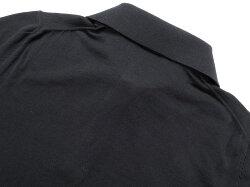 バフィーBAFYドライコットンハイゲージ半袖ニットポロシャツ「1614」