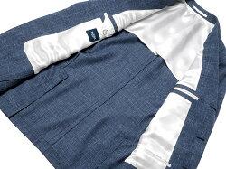 バルバBARBA/【国内正規品】LoroPianaウールシルクリネントロピカル3Bジャケット「REN」