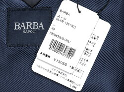 バルバBARBA/【国内正規品】LoroPianaウールトロピカル3Bスーツ「LAR」