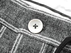 チルコロ1901CIRCOLO1901/【国内正規品】製品洗いコットンストレッチ鹿の子ジャージーストライプ1プリーツパンツ「CN2605」