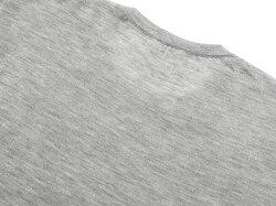 クルチアーニCruciani/【国内正規品】CARIAGGI梳毛カシミヤ24ゲージ半袖クルーネックニット「CUM0501」