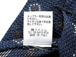 フランチェスコマリーノFrancescoMarino/【国内正規品】シルクフレスコ小紋柄ネクタイ「2089」