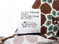 フランチェスコマリーノFrancescoMarino/【国内正規品】シルクオックスフォード花柄プリントネクタイ「2062」