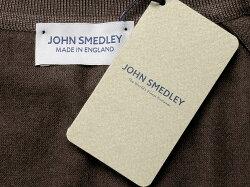 ジョンスメドレーJOHNSMEDLEYシーアイランドコットン30ゲージ半袖スキッパーニットポロシャツ「ANCONA」