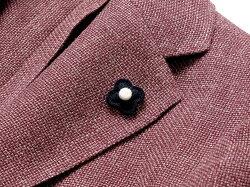 ラルディーニLARDINI/リネンコットンシルクホップサック3Bジャケット「JR903AQ(EASY)」