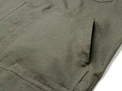 オリアンORIAN/【国内正規品】リネンコットンポプリンサファリシャツジャケット「LARMY」