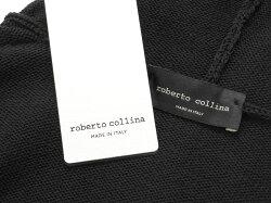 ロベルトコリーナrobertocollinaドライコットン12ゲージプルオーバーニットパーカー「RC08007」
