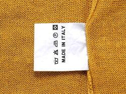 【ポイント10倍】サンモリッツS.MORITZ/20SS!リネンハイゲージ半袖ニットポロシャツ「X38698」(マスタード)/春夏半袖メンズイタリアビジネスクールビズショートスリーブリネンニット麻