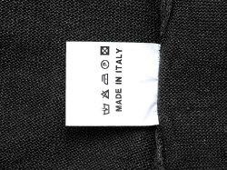 【ポイント10倍】サンモリッツS.MORITZ/20SS!リネンハイゲージ半袖ニットポロシャツ「X38698」(ブラック)/春夏半袖メンズイタリアビジネスクールビズショートスリーブリネンニット麻