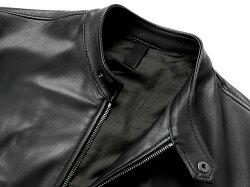 タリアトーレTAGLIATORE/【国内正規品】ラムレザーシングルライダースジャケット「STANLEY」