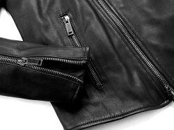 タリアトーレTAGLIATORE/【国内正規品】ラムレザーダブルライダースジャケット「FRANKLIN」