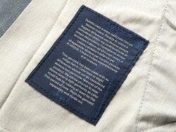 製品洗いコットンストレッチライトオンスデニム1プリーツドローコードパンツ「423G-2803」