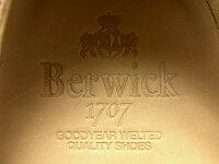 バーウィックBerwick1707/スエードコインローファー『4172』(NEGRO/ブラック)バーウィックバーウィック靴シューズローファー茶【送料無料】あす楽対応_
