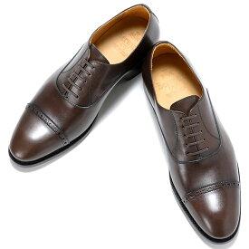 バーウィック Berwick1707 / アニリンカーフパンチドキャップトゥシューズ「3577」(598/ ブラウン ) 靴 ストレートチップ 茶 メンズ ブランド | ビジネスシューズ 本革 ビジネス 革靴 レザーシューズ フォーマル フォーマルシューズ