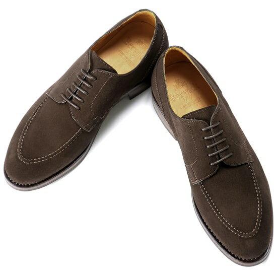 バーウィック Berwick1707 / スエード外羽根Uチップシューズ『4168』靴 Uチップ メンズ ブランド | ビジネスシューズ 本革 ビジネス 革靴 レザーシューズ ブラウン フォーマル フォーマルシューズ メンズシューズ メンズビジネスシューズ 紳士靴 シューズ ブランド靴