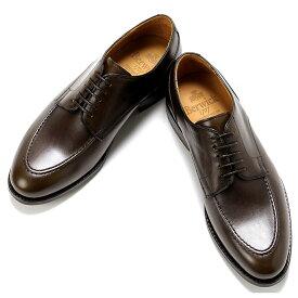 バーウィック Berwick1707 / アニリンカーフ外羽根Uチップシューズ「4168」 (598/ブラウン)/ 靴 Uチップ 黒 メンズ ブランド ビジネスシューズ 本革 ビジネス 革靴 レザーシューズ フォーマル メンズシューズ ダイナイト