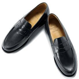 バーウィック Berwick1707 / ボックスカーフフレンチコインローファー「4456」(AZUL/ ダークネイビー ) 靴 シューズ ローファー / berwick 革靴 ビジネス カジュアル レザーシューズ スリッポン レザー ビジネスシューズ カジュアル メンズ
