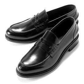 バーウィック Berwick1707 / バインダーカーフビーフロールコインローファー「4821」(NEGRO/ブラック) ローファー メンズ ブランド ドレスシューズ フォーマル コインローファー カジュアル | 靴 ビジネス