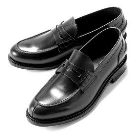 バーウィック Berwick1707 / ボックスカーフビーフロールコインローファー「4821」(NEGRO/ブラック) ローファー メンズ ブランド ドレスシューズ フォーマル コインローファー カジュアル | 靴 ビジネス シューズ レザーシューズ メンズシューズ